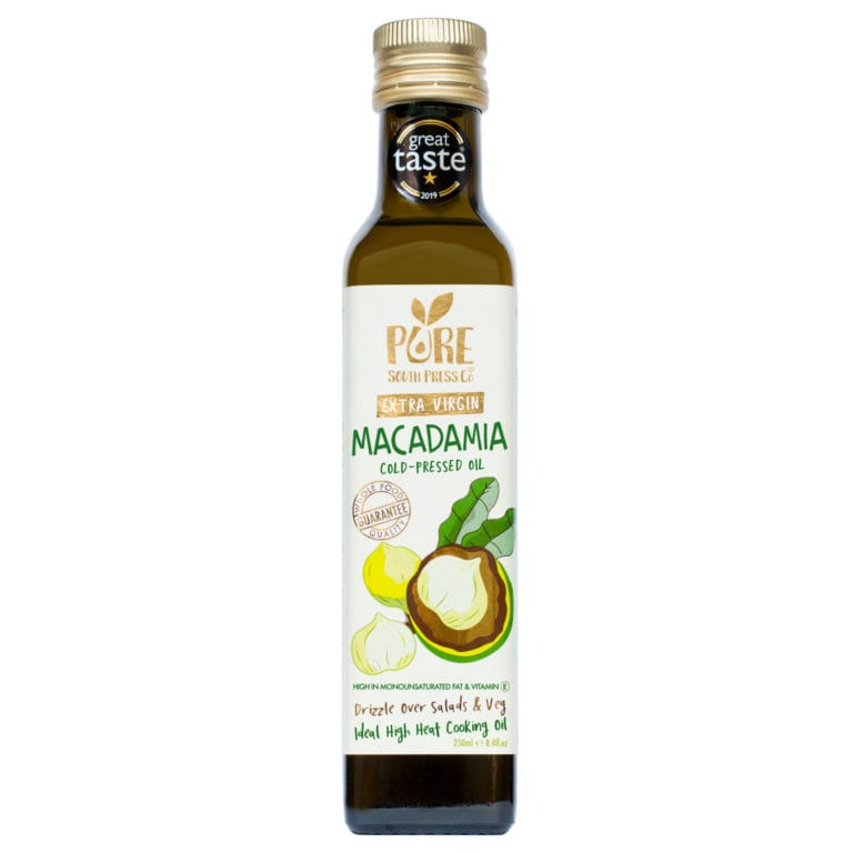 Psp Macadamia Oil 250ml 0703694285400