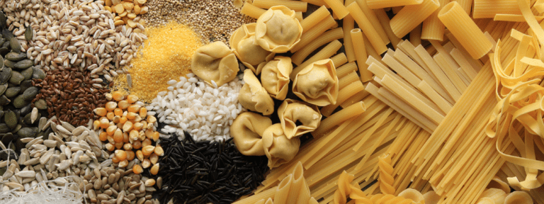 Slider Pasta Grains